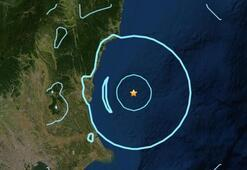 Japonyada 5,5 büyüklüğünde deprem
