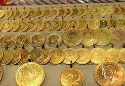 Tarihi rekor sonrası altın fiyatları geriledi