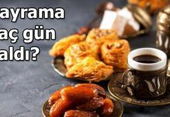2020 Ramazan Bayramına kaç gün kaldı, kısıtlamalar devam edecek mi Bayram tatili kaç gün olacak
