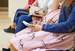 Hamileler için ücretsiz Uzaktan Gebe Eğitimi başladı