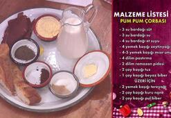 Pum Pum Çorbası tarifi ve malzemeleri Pum Pum Çorbası nasıl yapılır