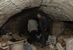 Yer: Mersin... İnsanlardan kaçtı, mağarada yaşıyor