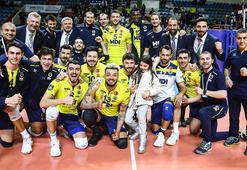 Fenerbahçe HDI Sigorta: Sezonu lider tamamladık