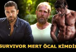 Survivor Mert kimdir, kaç yaşında, nereli Survivor Mert Öcal hangi dizilerde oynadı