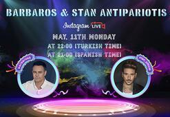 Stan Antipariotis Barbarosa konuk oluyor
