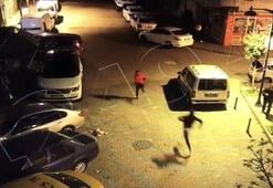 İstanbulda genç futbolcu dehşeti yaşadı