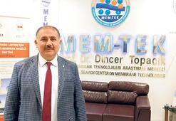 Türkiye kendi filtresini  artık kendisi üretecek
