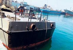İran ordusu kendi gemisini batırdı