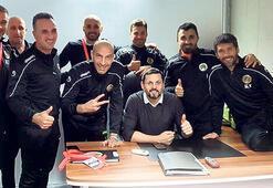 Fenerbahçede hocalık için evlat kriteri Erol Bulut...