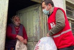 Emre Belözoğlu'ndan Trabzon'daki ihtiyaç sahiplerine yardım