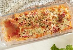 Fırında domatesli patates yemeği tarifi