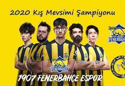 Vodafone Freezone Şampiyonluk Liginde kış şampiyonu 1907 Fenerbahçe