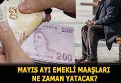 Mayıs ayı emekli maaşları ne zaman yatacak SSK- Bağ-Kur emekli maaşları bayramdan önce ödenecek mi