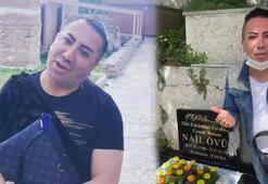 Murat Övüç babasının mezarı başında reklam yaptı