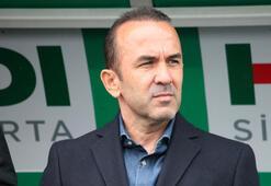Mehmet Özdilek: Süper Lige çıkmak için gayret edeceğiz