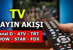 Kanal D - ATV - TRT - TV8 - STAR - SHOW - FOX TV yayın akışı Çarşamba