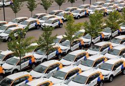 Rusyada otomobil satışları tarihi düşüş kaydetti