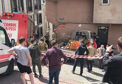 İstanbul'da dehşet anları Kamyonet yatak odasına daldı