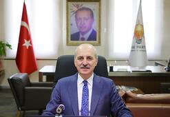 AK Parti Genel Başkanvekili Kurtulmuş, MÜSİAD yönetimiyle bir araya geldi