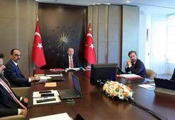 Cumhurbaşkanı Erdoğandan AK Parti MYK toplantısı öncesi açıklama
