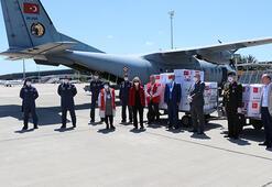 Türkiyenin tıbbi yardımları Arnavutluka ulaştı