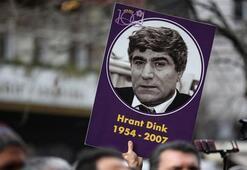 Hrant Dink Davasında 4 sanık için karar verildi