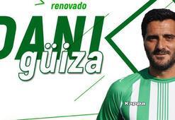 Atletico Sanluqueno, Daniel Güizanın sözleşmesini 1 yıl uzattı