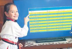 Zeynep, evinde Avrupa ikincisi oldu