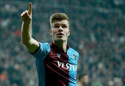 Trabzonsporda Alexander Sörloth, Şota'nın izinde