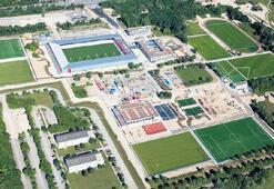 'Korona' kampüsü