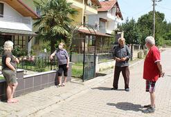 Yazlıkçıların corona virüs korkusu Evlerinden çıkamıyorlar