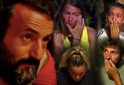 Survivorda gözyaşları sel oldu Ersin Korkuta büyük destek