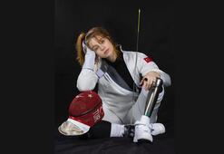 Bedensel engelli eskrimci Elke Lale: Her şeyi farklı şekilde de olsa  yapabiliyorum