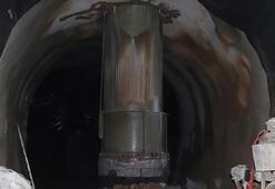 Avrupanın en uzunu olacak Zigana Tünelinin yüzde 68'i tamamlandı