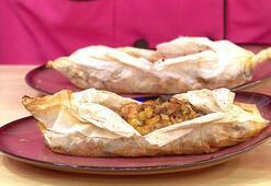 Tavuklu Kağıt Kebabı tarifi ve malzemeleri | Tavuklu Kağıt Kebabı yapılışı (Hatay lezzetleri)