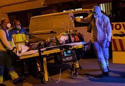 İspanyada Kovid-19dan ölenlerin sayısı 27 bini aştı