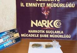 Osmaniyede torbacı operasyonu: 8 gözaltı
