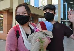 14 günlük karantina süreleri sona erdi 43 kişi evlerine uğurlandı