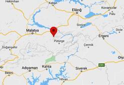 Son dakika   Malatyada 3.1 büyüklüğünde deprem