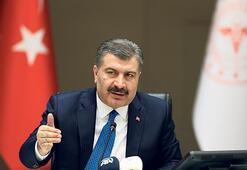 Sağlık Bakanı Koca uyardı: Yeni hayatımızda kuyruklar olmamalı