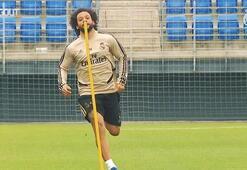 Real Madrid haftanın ikinci antremanını tamamladı