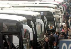 Otobüs biletleri ne kadar oldu Biletlere zam mı geldi