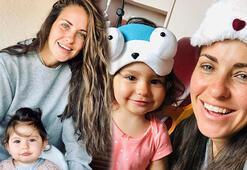 Aslı Tandoğandan anne - kız paylaşımı