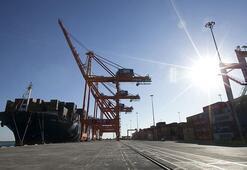 Türk limanlarında elleçlenen yük miktarı arttı