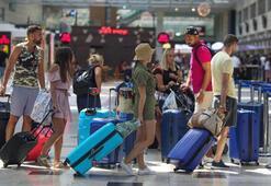 Yıl sonuna kadar Antalyaya 5 milyon 300 bin turist gelmesi bekleniyor