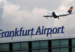 Frankfurt Havalimanı'nın yolcu sayısı yüzde 45,7 azaldı