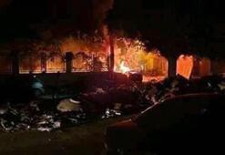 Libyada Hafter milisleri sivilleri bombaladı: 9 ölü