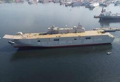 Son dakika: Türkiyenin en büyük savaş gemisi ABD basınında: Daha da güçlenecekler