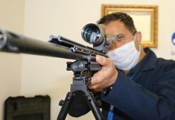 Savunma sanayisinin milli gözleri Sivas'ta üretiliyor