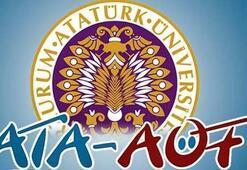 ATA AÖF sınav sonuçları açıklandı mı 2020 ATA AÖF sınav sonuçları ne zaman açıklanacak